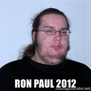 Butthurt Dweller Original - Ron Paul 2012