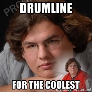 PTSD Drumline Kid - drumline for the coolest