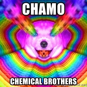 Final Advice Dog - chamo chemical brothers
