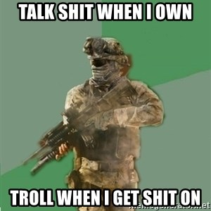 philosoraptor call of duty - talk shit when I own troll when I get shit on