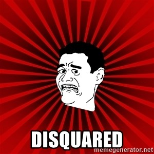 Afraid Yao Ming trollface - DISQUARED