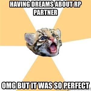 facebook roleplay ocelot - Having dreams about rp partner omg but it was so perfect
