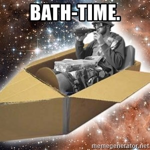 Space Time Jon - BATH-TIME.
