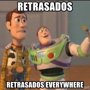 X, X Everywhere  - retrasados retrasados everywhere