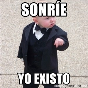 Godfather Baby - Sonríe yo existo
