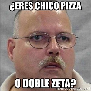 Are You A Wizard - ¿Eres chico pizza o doble zeta?