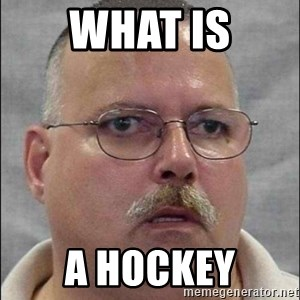 Are You A Wizard - WHAT IS A HOCKEY