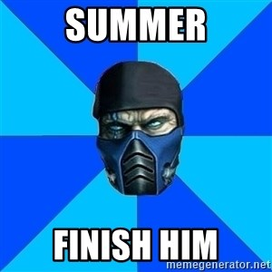 Sub Zero - Summer Finish Him