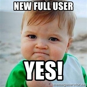 victory kid - New full user yes!