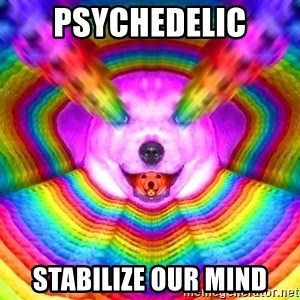 Final Advice Dog - pSYCHEDELIC Stabilize OUR MIND