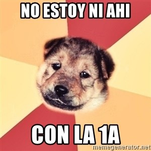 Typical Puppy - no estoy ni ahi con la 1a