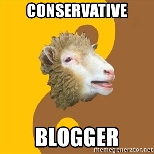 Sheep Obscurantist - Conservative blogger