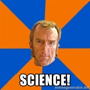 Cave Johnson - SCIENCE!