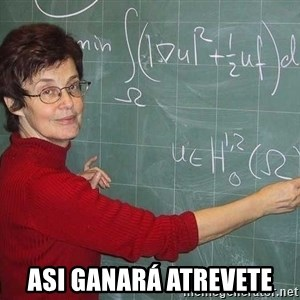 drunk Teacher - asi ganará atrevete