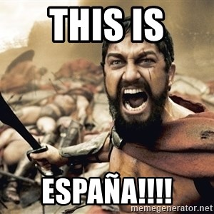 Esparta - This is España!!!!