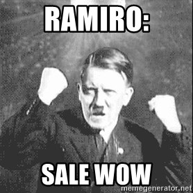 Disco Hitler - Ramiro: SALE WOW