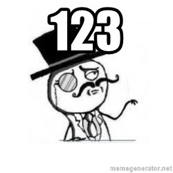Feel Like A Sir - 123