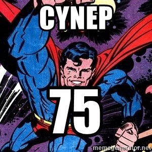 Badass Superman - CYnep 75