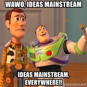 Consequences Toy Story - Wawo, ideas mainstream Ideas mainstream, everywhere!!