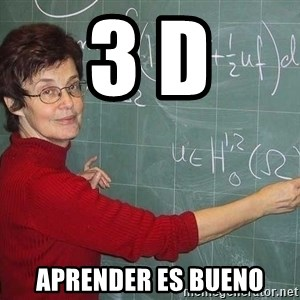 drunk Teacher - 3 D APRENDER ES BUENO