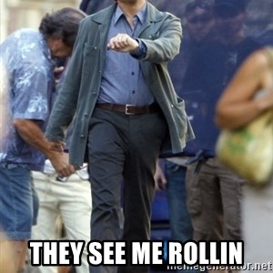 Leo - They see me rollin