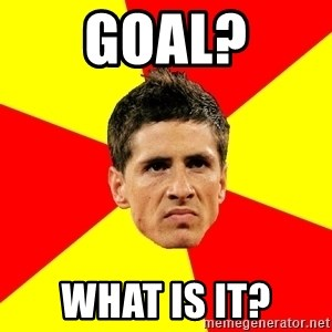 Fernando Torres Bitchface - goal? WHAT IS IT?