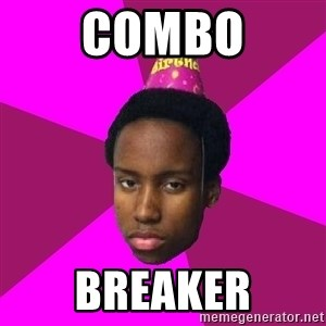 Happy Birthday Black Kid - combo BReaker