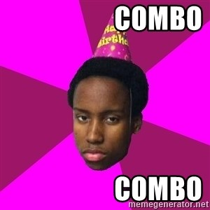 Happy Birthday Black Kid -                     combo                     combo