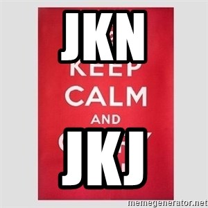 Keep Calm - jkn jkj
