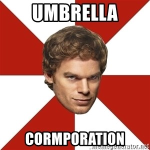 Dexter Morgan Public - UMBRELLA CORMPORATION