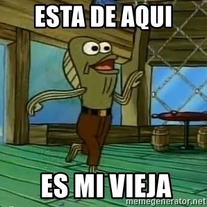 Rev Up Those Fryers - esta de aqui   ES MI VIEJA