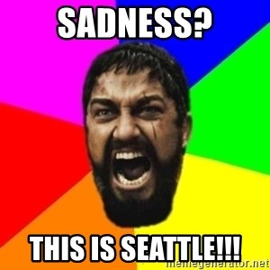 sparta - sadness? this is seattle!!!