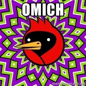 Omsk Crow - omich