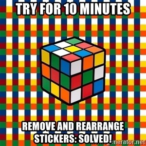 Typical_cuber - try for 10 minutes remove and rearrange stickers: SOLVED!