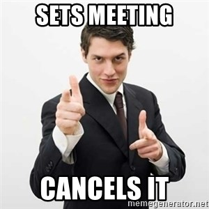 Smug Investor - SETS MEETING CANCELS IT