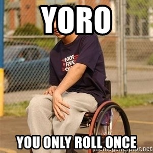 Drake Wheelchair - YORO You only roll once