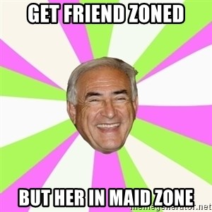 Dsk Generator - get friend zoned but her in maid zone