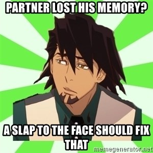DerpTetsu - Partner Lost His Memory? A slap to the face should fix that