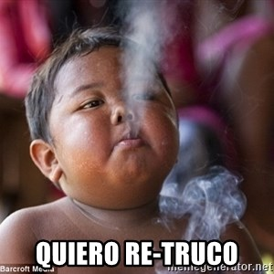 Smoking Baby - quiero re-truco