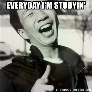 Troll Asian - Everyday i'm studyin'
