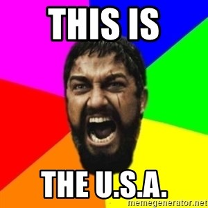sparta - THIS IS the u.s.a.