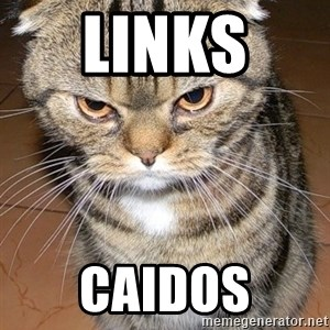 angry cat 2 - Links  caidos