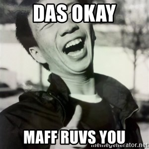 Troll Asian - Das Okay Maff ruvs you