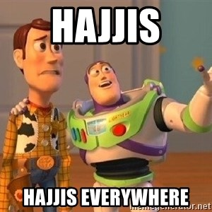 Consequences Toy Story - Hajjis Hajjis Everywhere