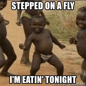 Third World Success - Stepped on a fly i'm eatin' tonight