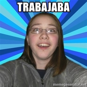 Innocent College Girl - Trabajaba