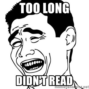 Yao Ming - TOO LONG DIDN'T READ