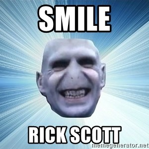 vold - Smile Rick scott
