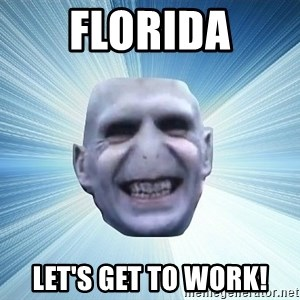 vold - florida let's get to work!