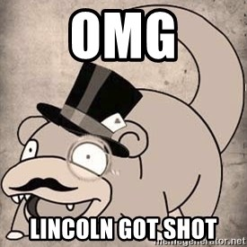 Time Oblivious Slowpoke - Omg Lincoln got shot